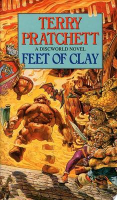 Feet of Clay (Discworld #19)