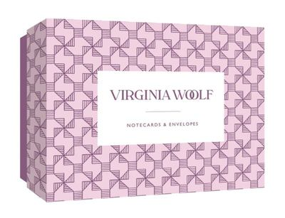 Virginia Woolf - Notecards