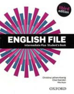 English File 3e Intermediate Plus Student Book