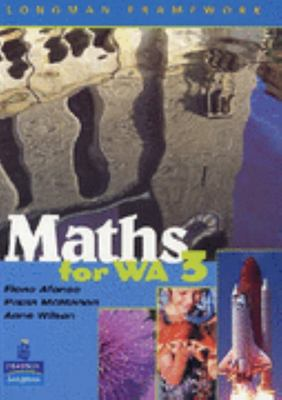 Maths for WA 3- SECONDHAND