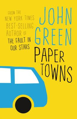 Paper Towns- SECONDHAND
