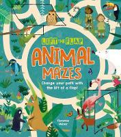 Animals (Lift the Flap Mazes)
