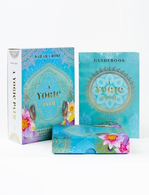 Yogic Path: Oracle Card Deck & Guidebook