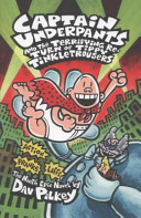 The Terrifying Return of Tippy Tinkletrousers (Captain Underpants #9 PB)