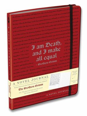 Novel Journal: The Brothers Grimm (notebook)
