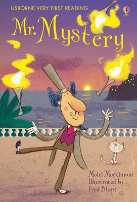 Mr Mystery (Usborne Very First Reading #15)