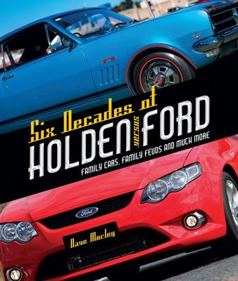 Six Decades of Holden vs Ford