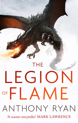 Legion of Flame (#2 Draconis Memoria)