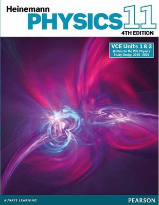 Heinemann Physics 11 Student Book with Reader+ (4e)
