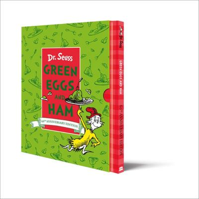 Green Eggs and Ham (Slipcase 60th Anniversary Edition)