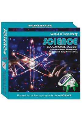 Science Educational Box Set (World of Discovery)