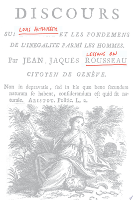 Lessons on Rousseau