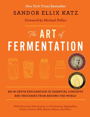 Sandor Katz - The Art of Fermentation - Saturday 15 February 3pm