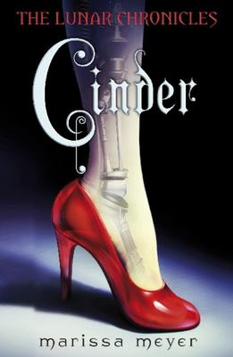 Cinder (#1 Lunar Chronicles)