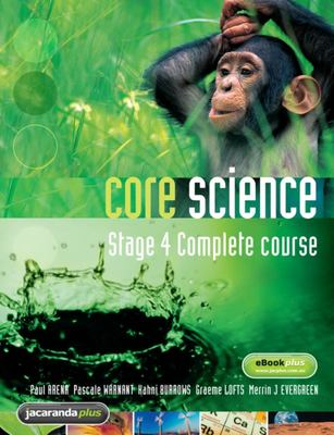 CORE SCIENCE STAGE 4 COMPLETE COURSE- SECONDHAND