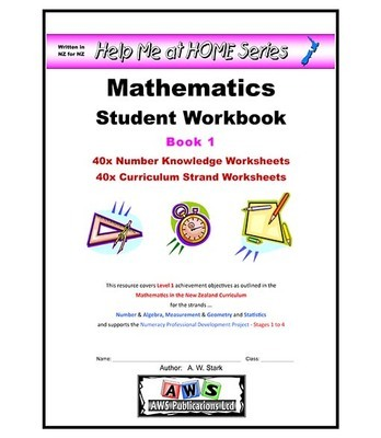 Help Me At Home Mathematics Workbooks 3