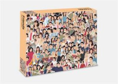 Friends 500pc Jigsaw Puzzle