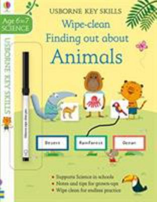 Key Skills Wipe Clean Finding Out about Animals 6-7