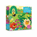 Usborne Book and Jigsaw: Garden