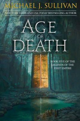 Age of Death (The Legends of the First Empire #4)