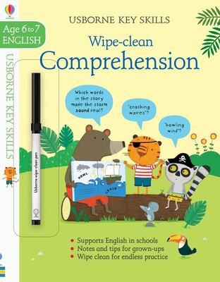Key Skill Wipe-Clean: Comprehension 6-7
