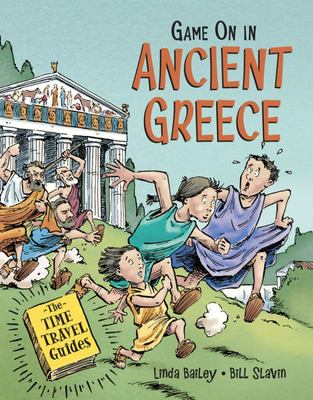 Game on in Ancient Greece (Graphic Novel)