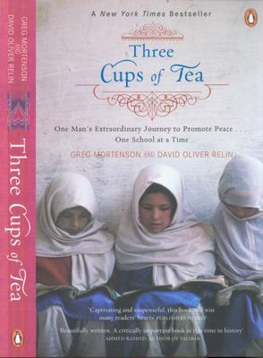 Three Cups of Tea- SECONDHAND