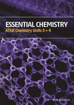 Essential Chemistry ATAR Units 3 & 4 - SECONDHAND