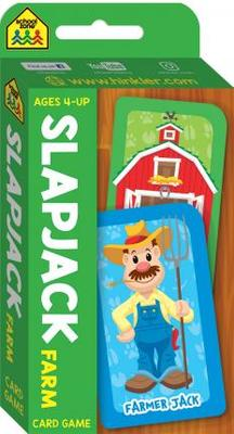 Slapjack Farm Flash Cards