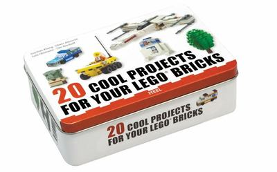 20 Cool Projects for Your Lego Bricks (52 Cards in a Metal Tin)