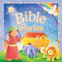 First Book of Bible Stories (Padded Board Book)