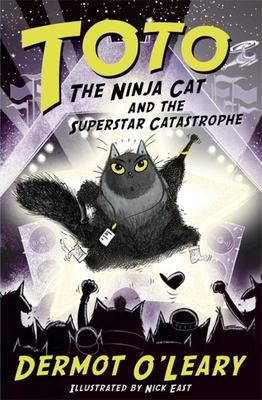 Superstar Catastrophe  (Toto the Ninja Cat #3)