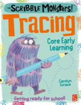 The Scribble Monsters Tracing Activity Book