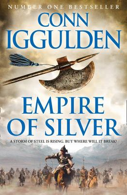 Empire of Silver (#4 Conqueror)
