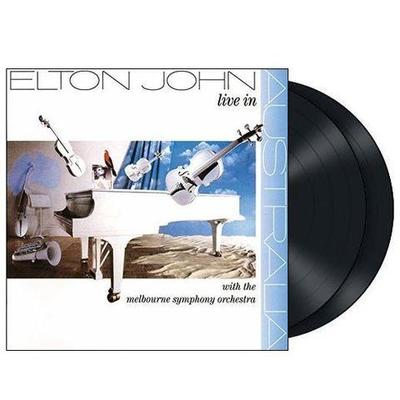Live In Australia with the Melbourne Symphony Orchestra - Elton John