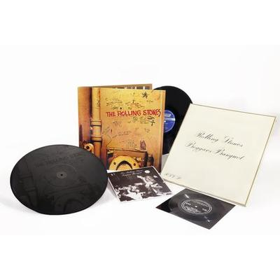 beggars banquet 50th anniversary - rolling stones vinyl