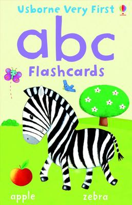 Very First Flash Cards ABC