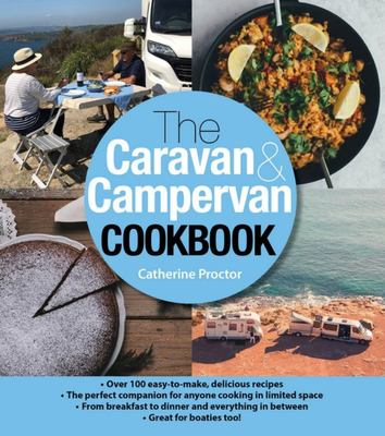 Caravan & Campervan Cookbook