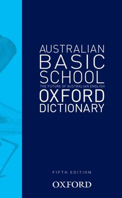 Australian Basic School Dictionary