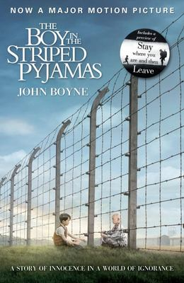 The Boy In the Striped Pyjamas (Film Tie-In)- SECONDHAND