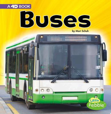 Buses - A 4D Book