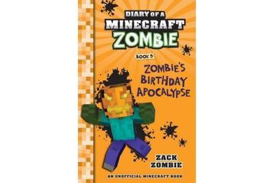 Zombie's Birthday Apocalypse (#9 Diary of a Minecraft Zombie)