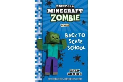 Back to Scare School (#8 Diary of a Minecraft Zombie)