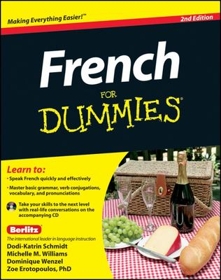 French For Dummies (with CD)