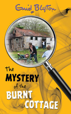 The Mystery of the Burnt Cottage (Mystery Series #1)