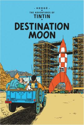 Destination Moon (Tintin #16)