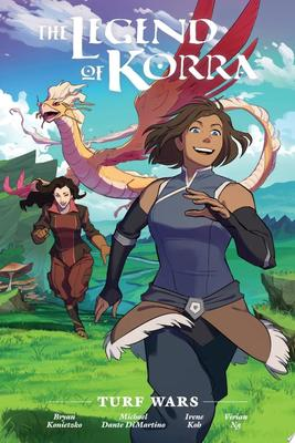 The Legend of Korra - Turf Wars