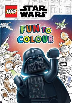 LEGO Star Wars Fun to Colour II