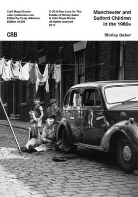 Shirley Baker — Manchester and Salford Children in the 1960s