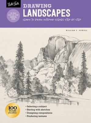Drawing: Landscapes with William F. Powell - Learn to Draw Outdoor Scenes Step by Step